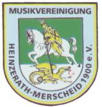 Wappen Musikvereinigung Heinzerath - Merscheid e.V.